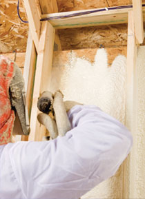 Phoenix Spray Foam Insulation Services and Benefits